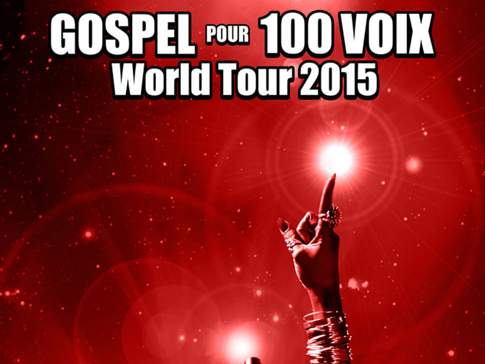 Concert Gospel pour 100 voix