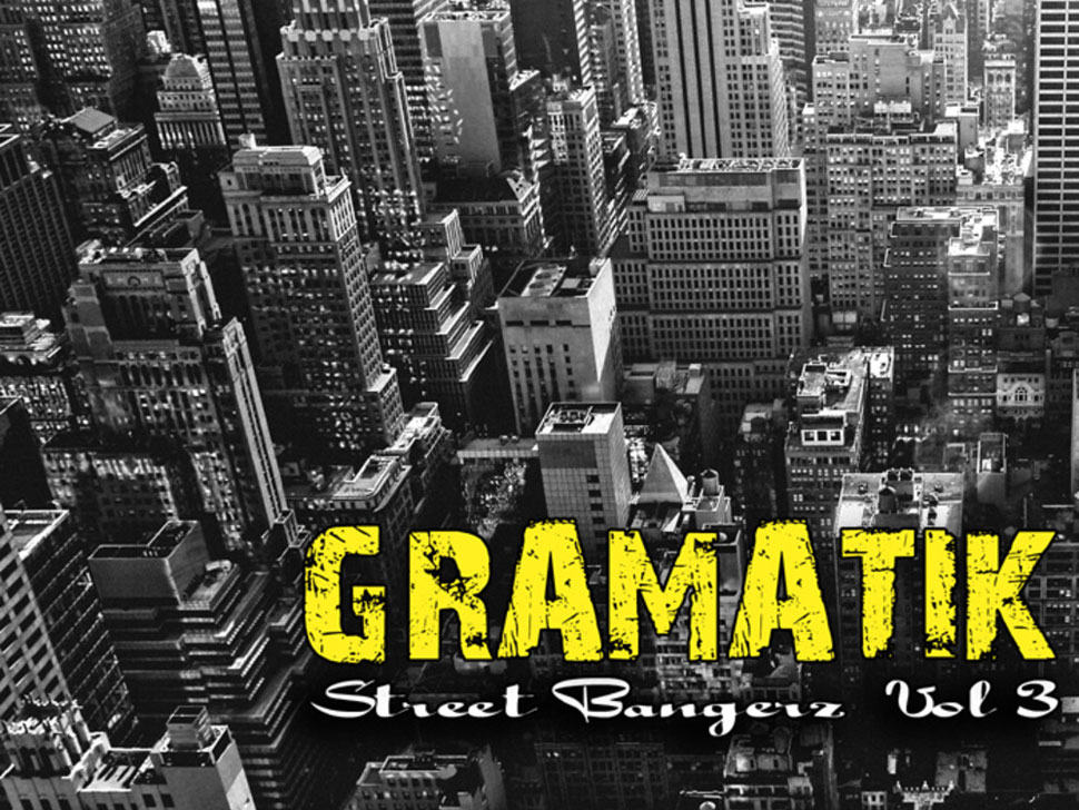 Gramatik en concert