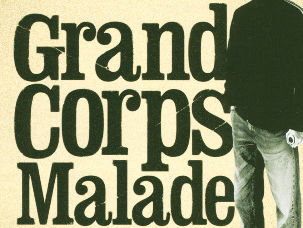 Concert Grand Corps Malade