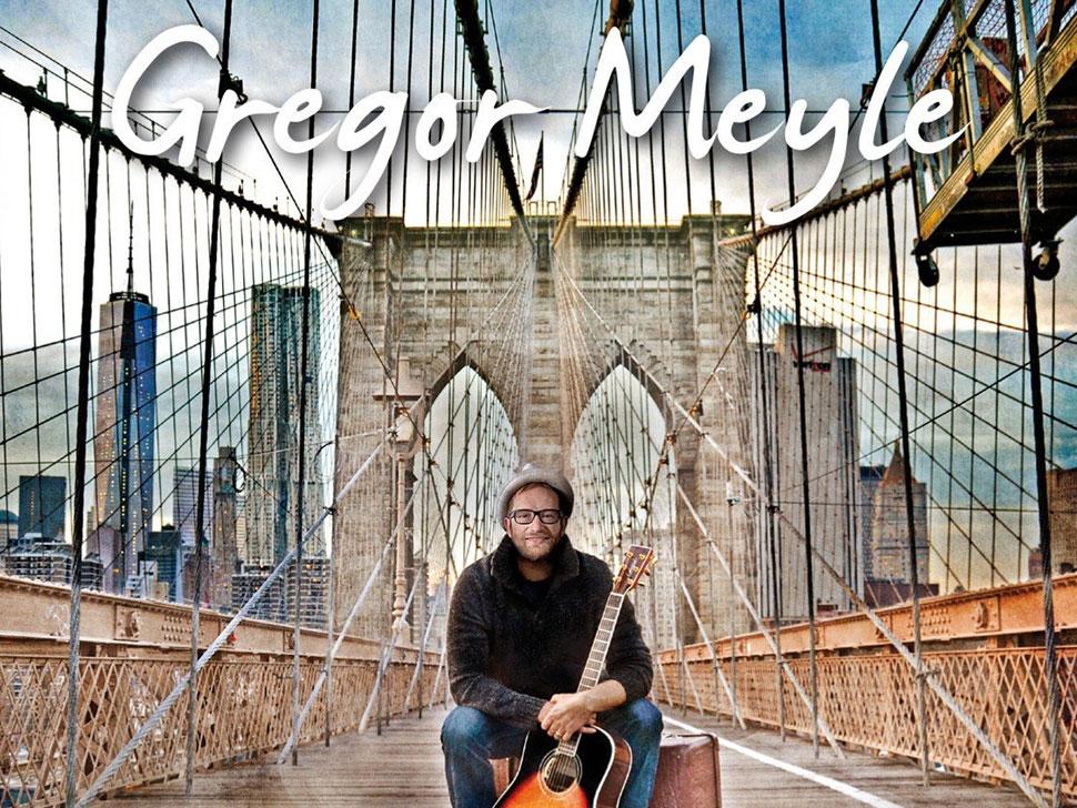 Gregor Meyle en concert