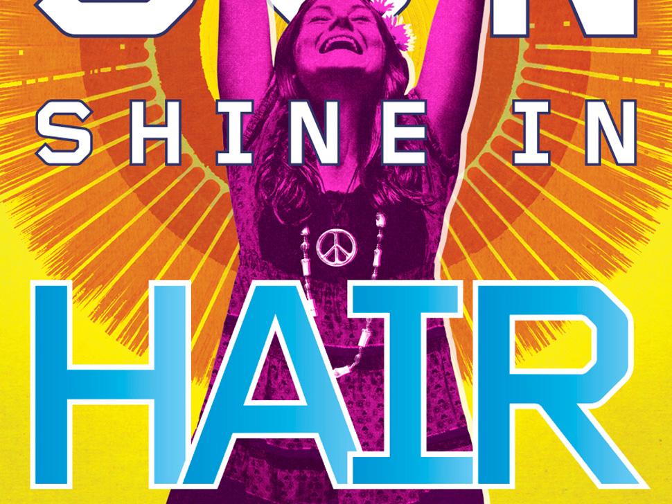 Concert Hair The Musical