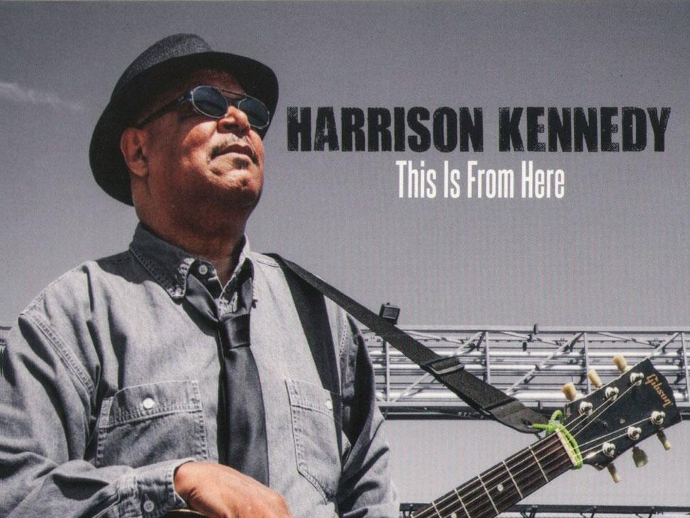 Harrison Kennedy en concert