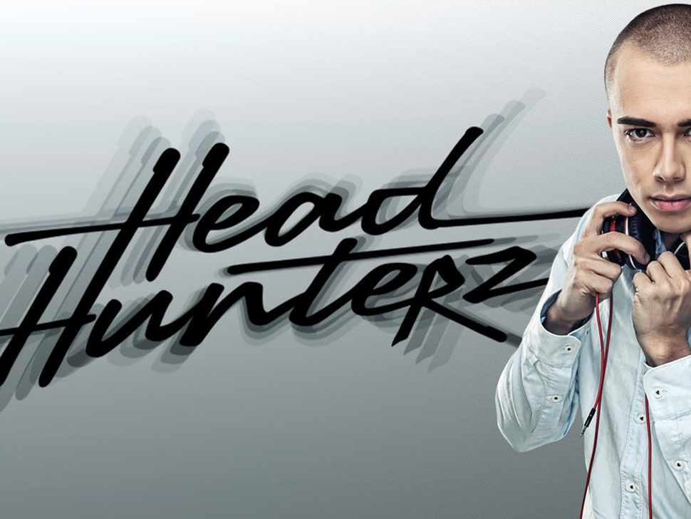Headhunterz en concert