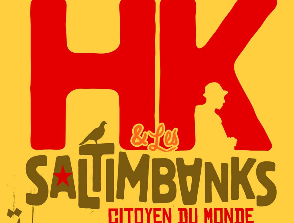 HK et les Saltimbanks en concert