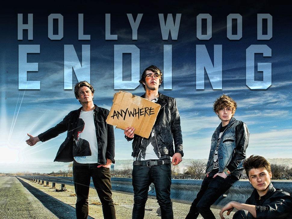 Hollywood Ending en concert