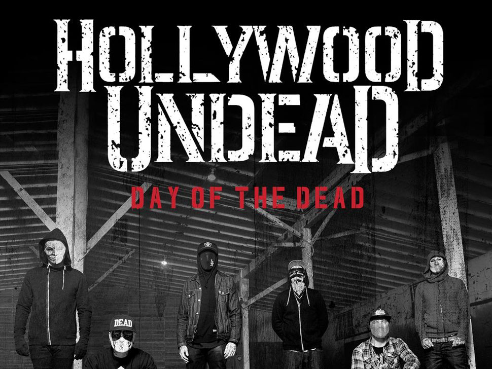 Hollywood Undead en concert