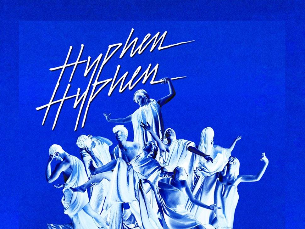 Hyphen Hyphen en concert
