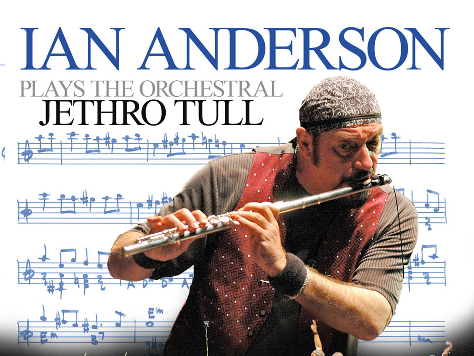 Ian Anderson en concert