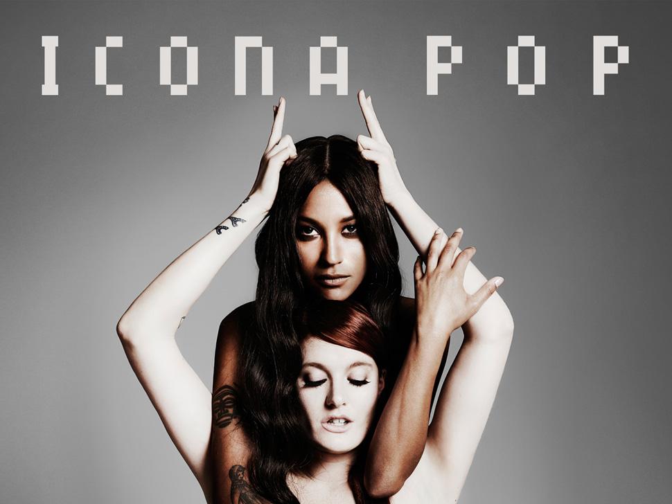 Icona Pop en concert