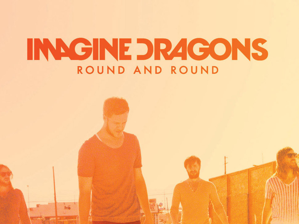 Place concert Imagine Dragons