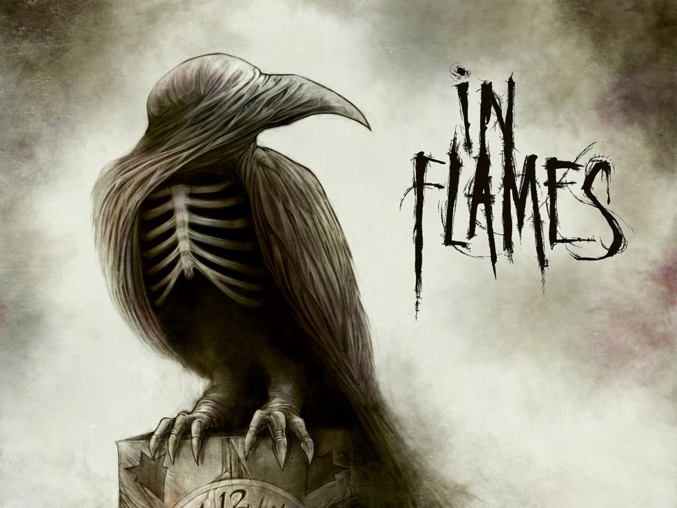 In Flames en concert