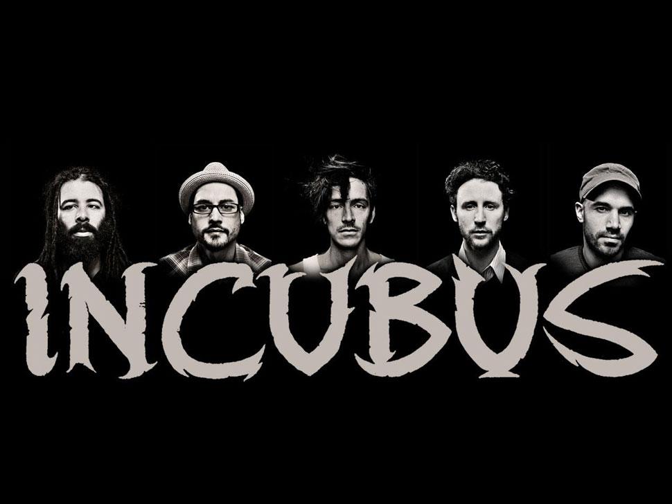 Incubus en concert