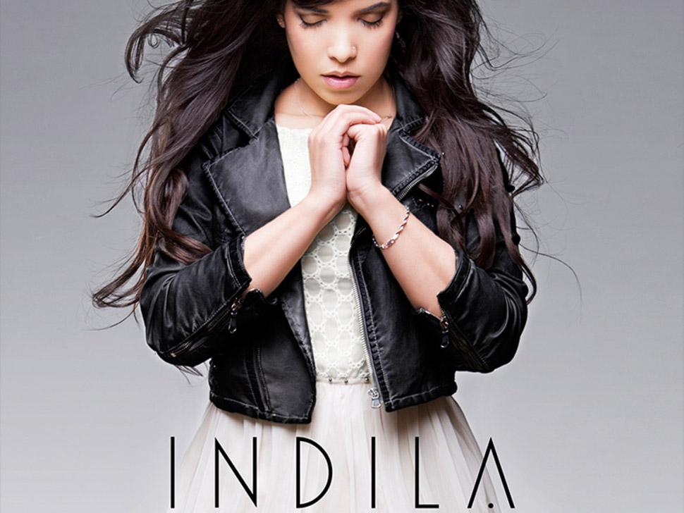 Indila en concert