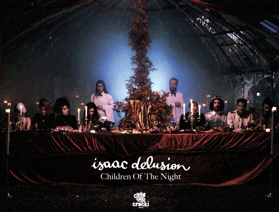 Isaac Delusion en concert