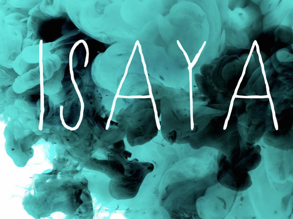 Isaya en concert