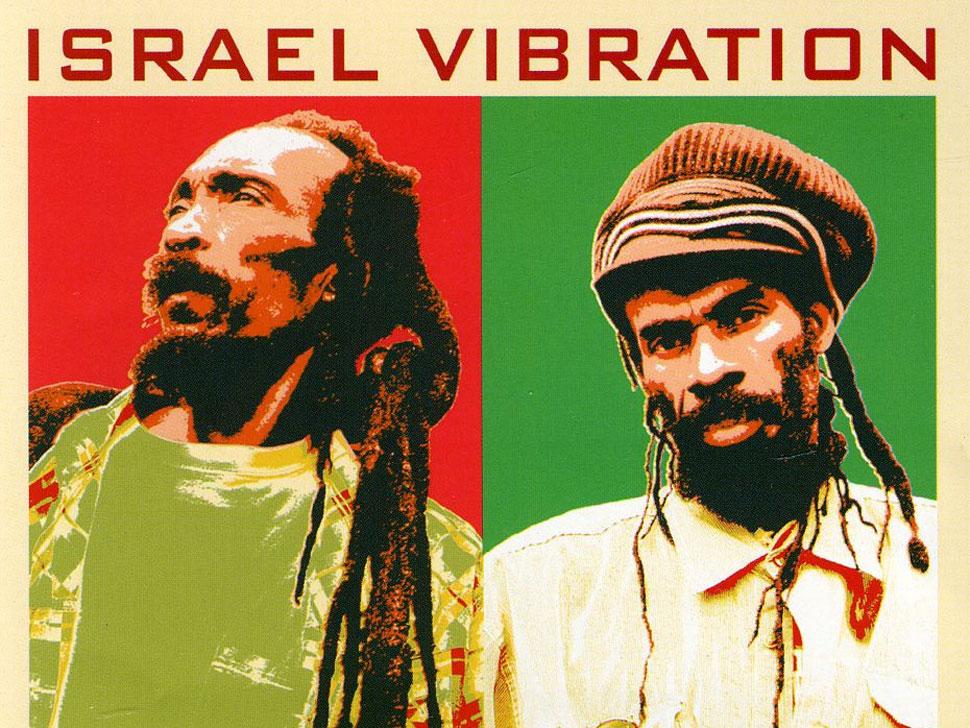 Israel Vibration en concert