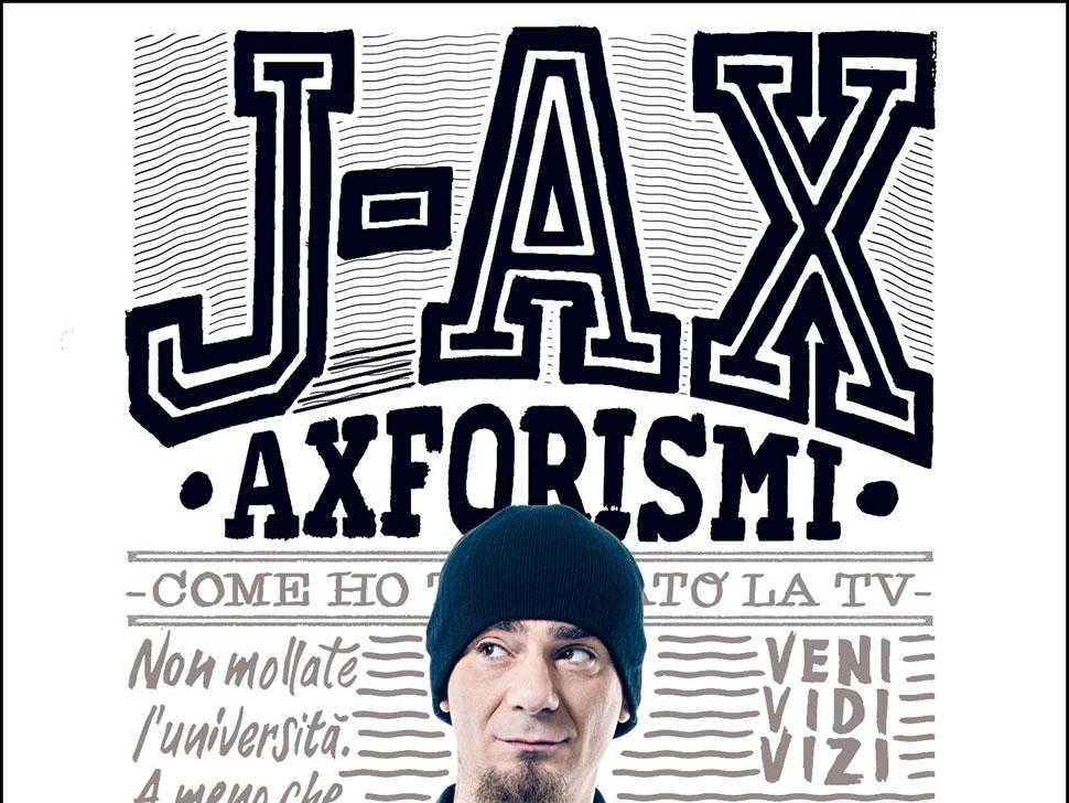 J Ax en concert