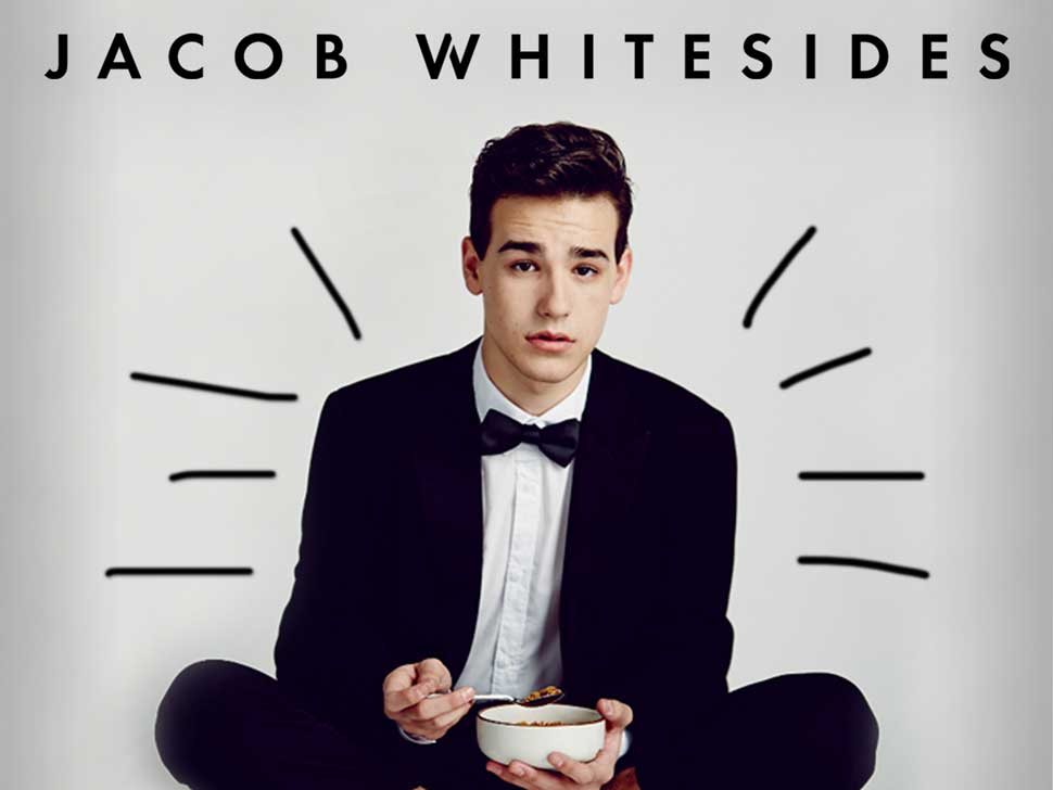Jacob Whitesides en concert