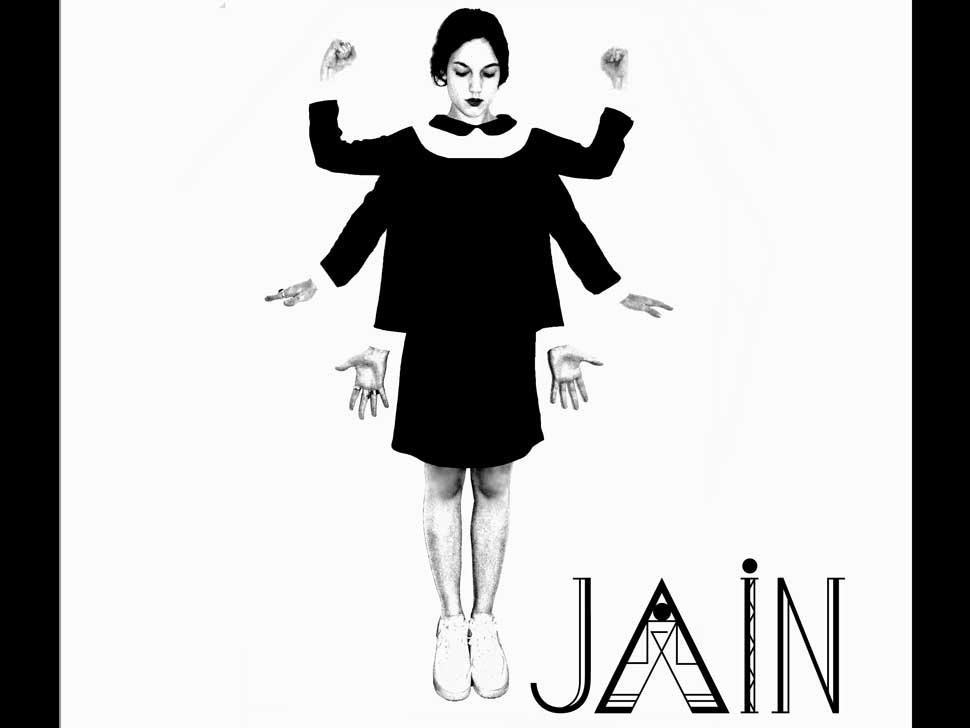 Jain en concert