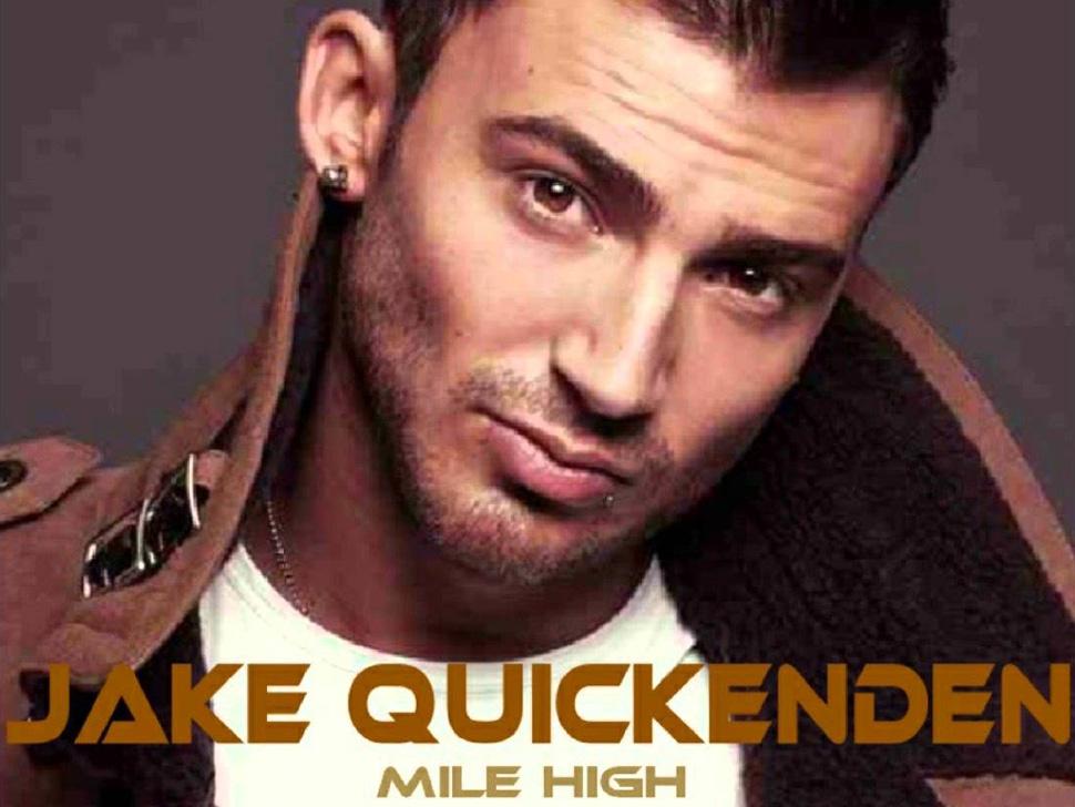 Jake Quickenden en concert