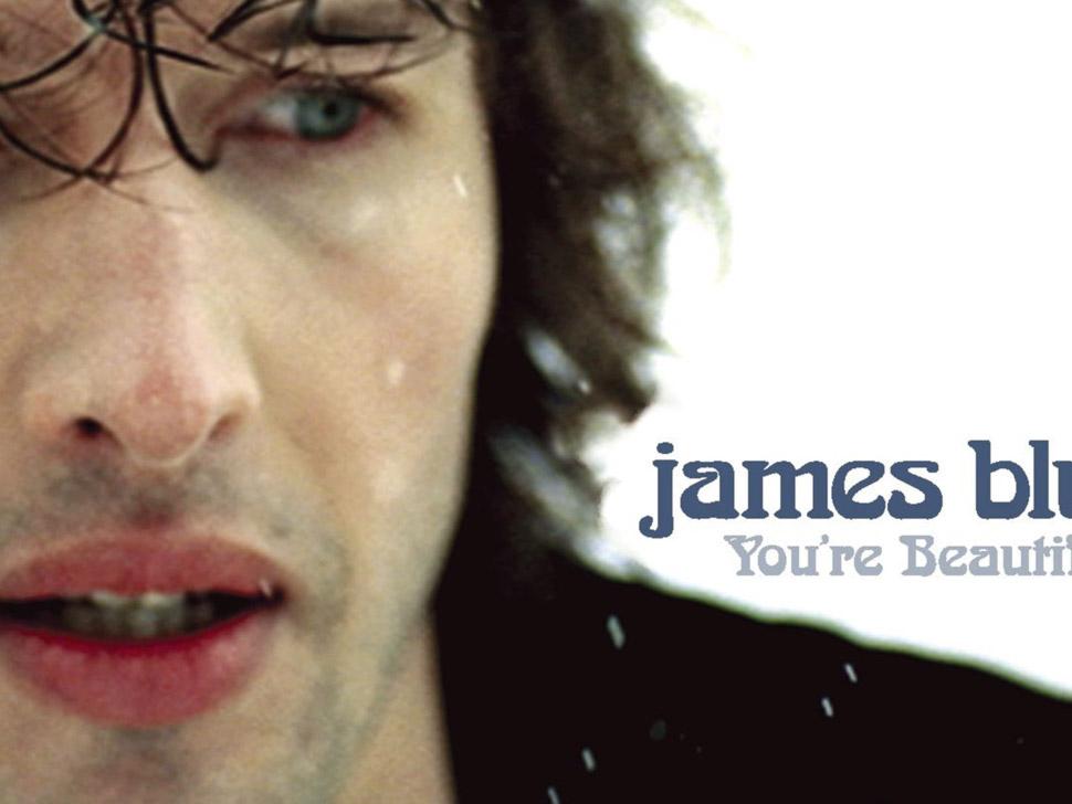 James Blunt en concert