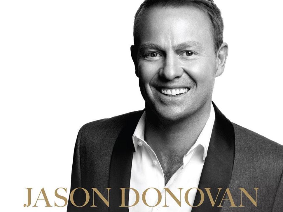 Jason Donovan en concert