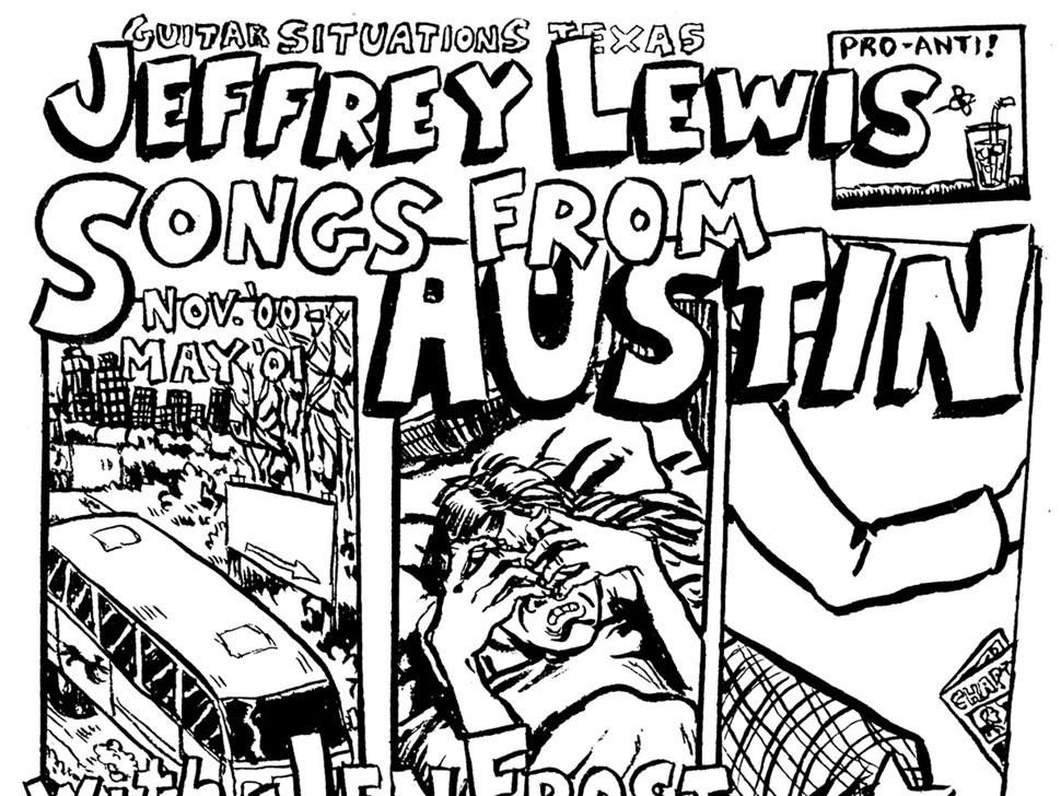 Jeffrey Lewis en concert