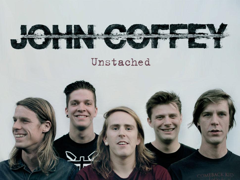 John Coffey en concert