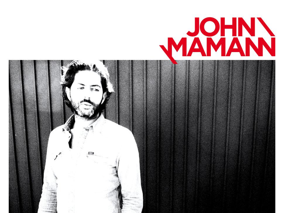 John Mamann en concert