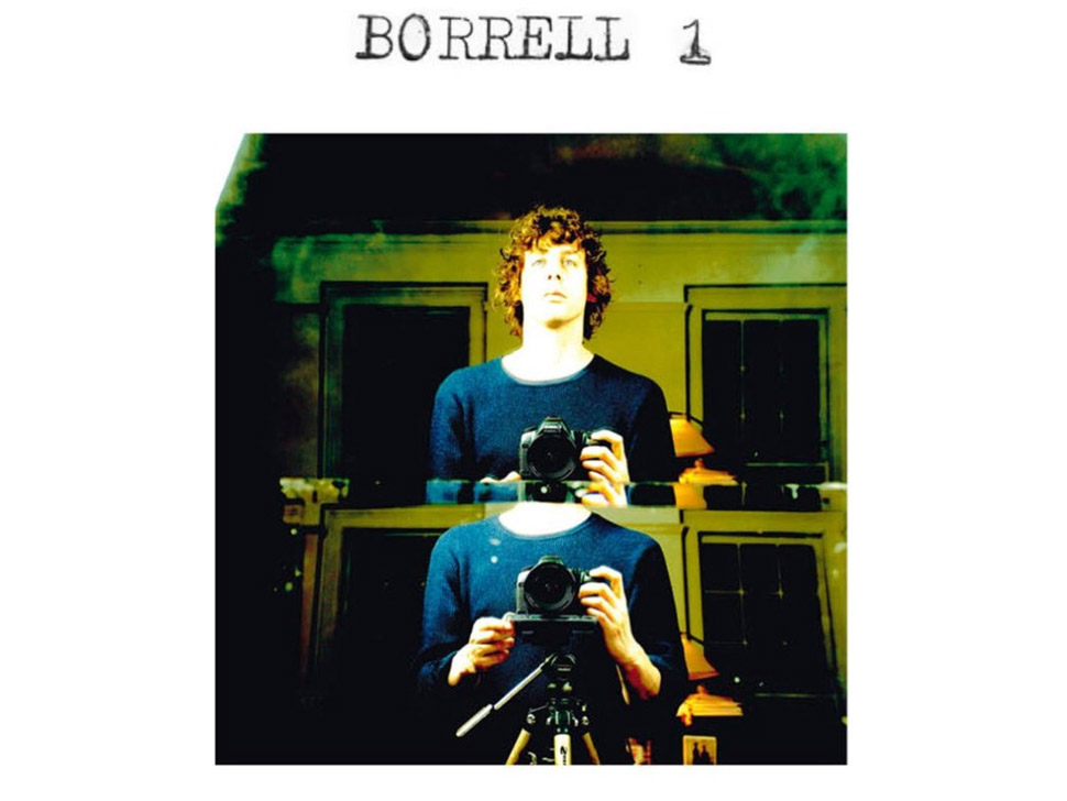 Johnny Borrell en concert