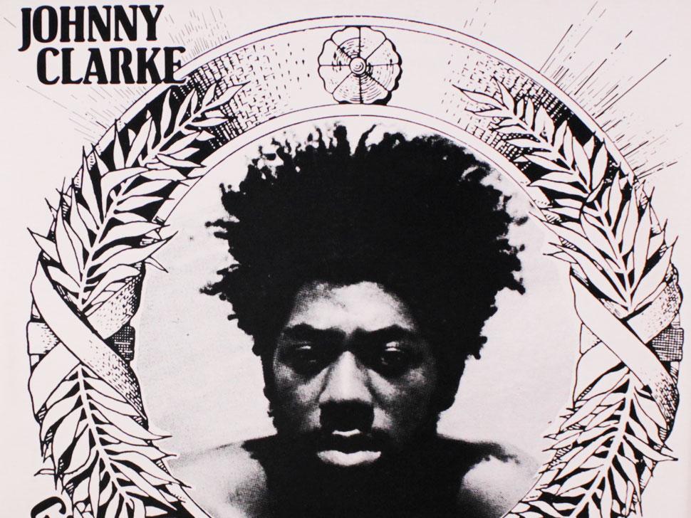 Johnny Clarke en concert