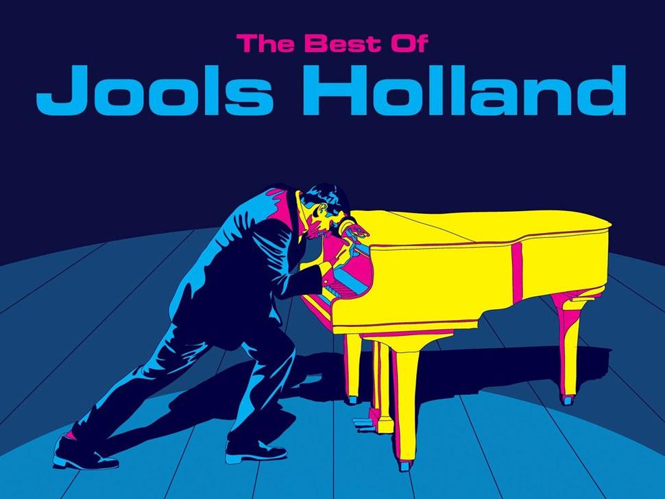 Jools Holland en concert