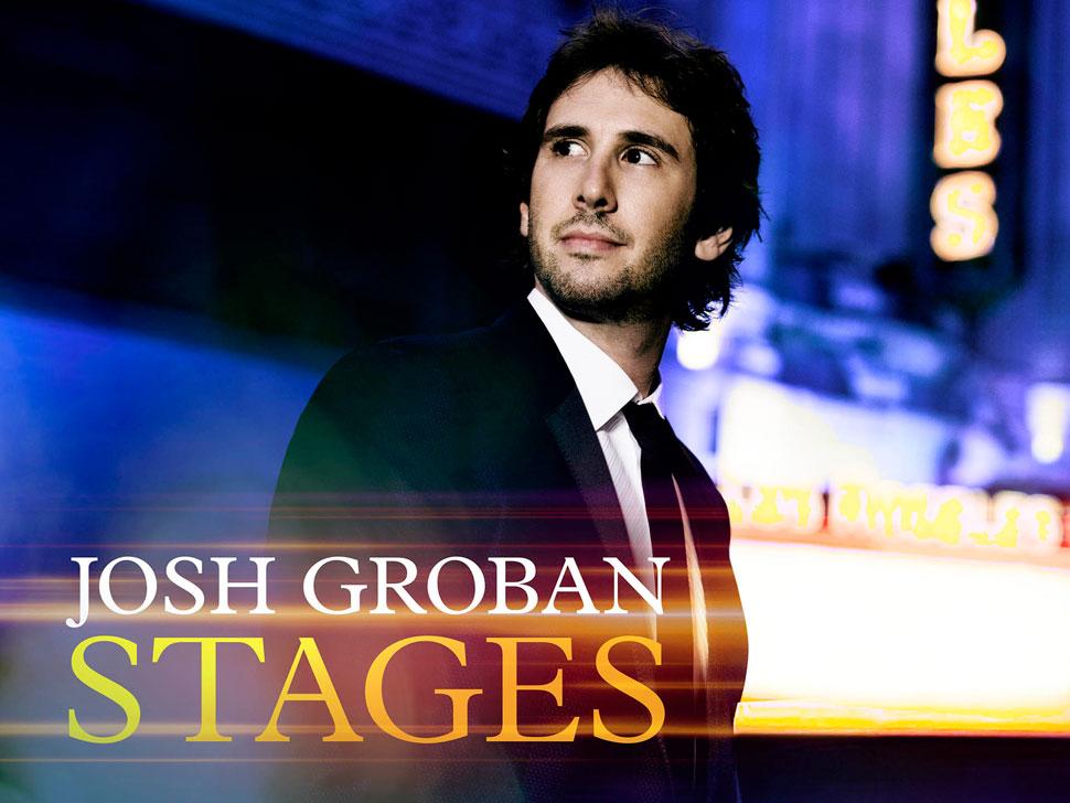 Josh Groban en concert