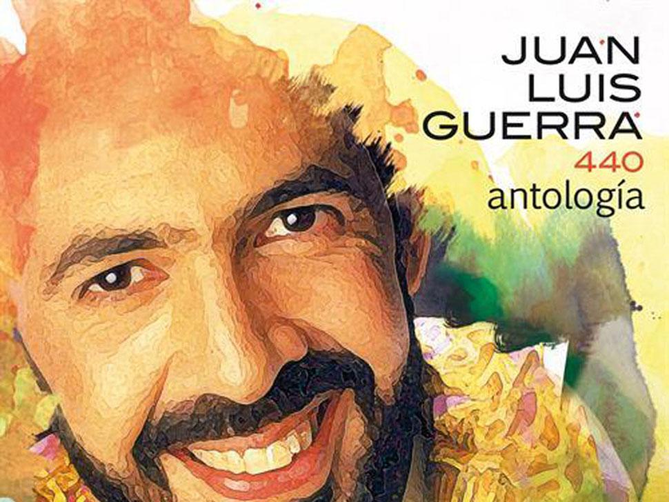 Juan Luis Guerra en concert