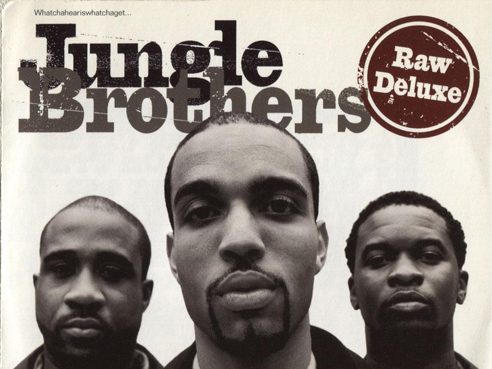 Jungle Brothers en concert