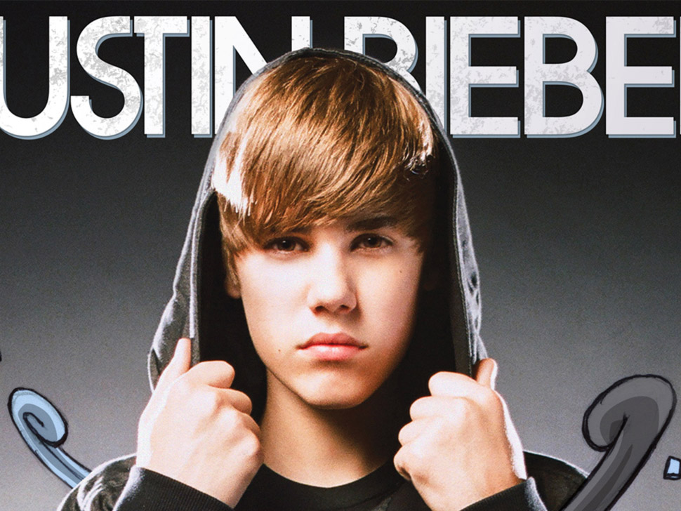 Justin Bieber en concert