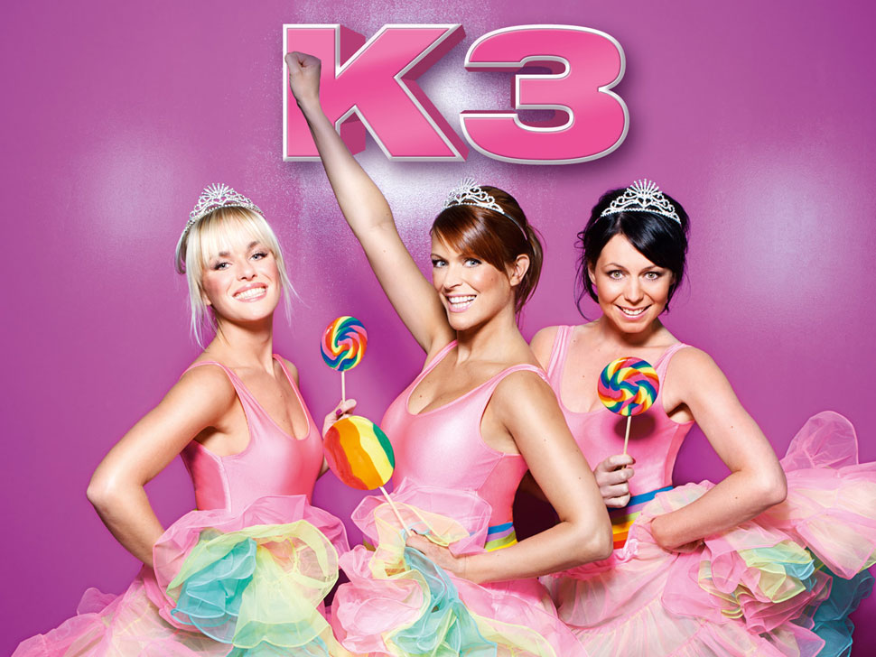 K3 en concert