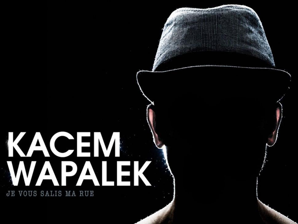 Kacem Wapalek en concert