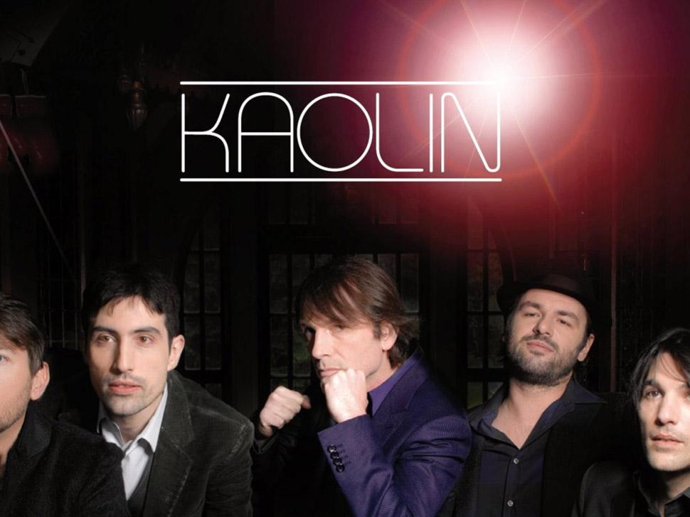 Kaolin en concert