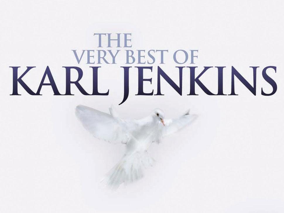 Karl Jenkins en concert