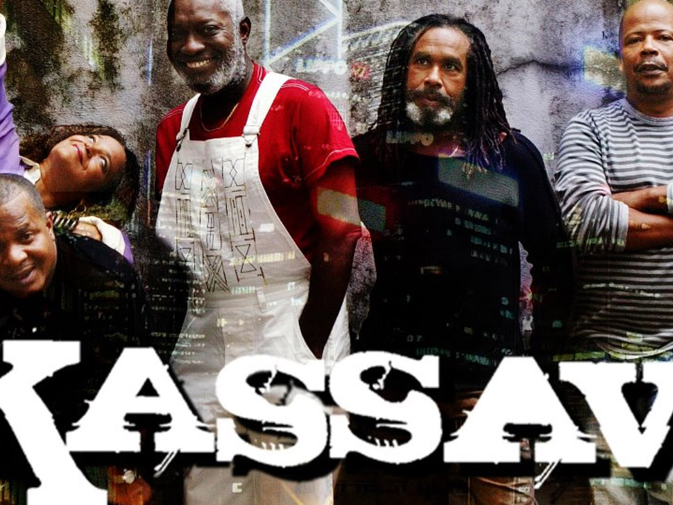 Kassav en concert