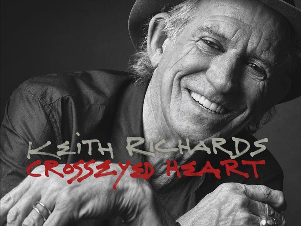 Keith Richards en concert