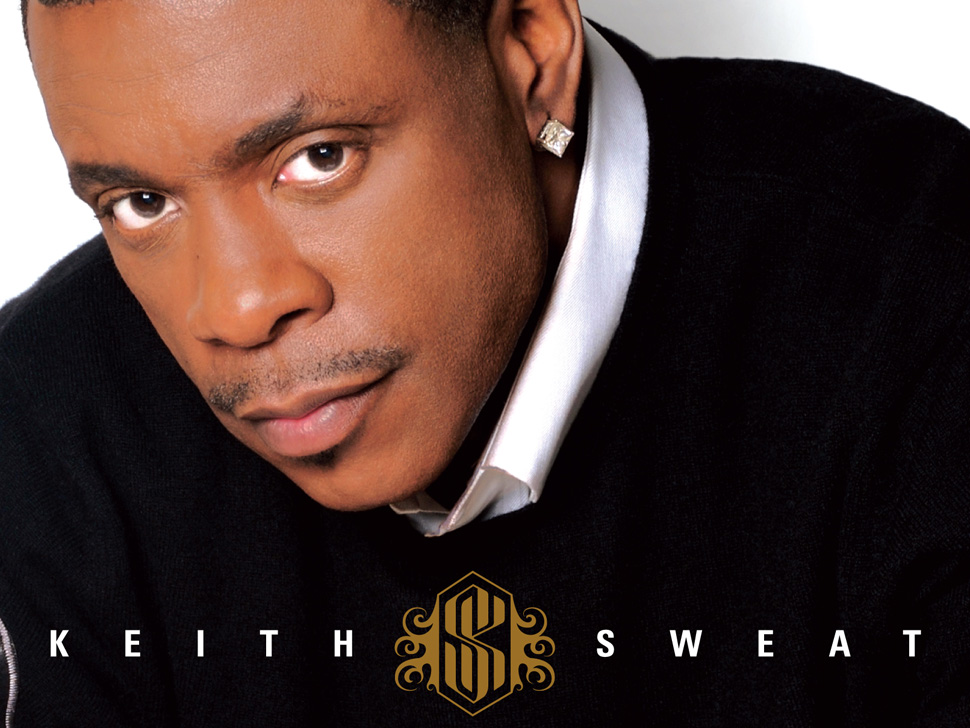 Keith Sweat en concert