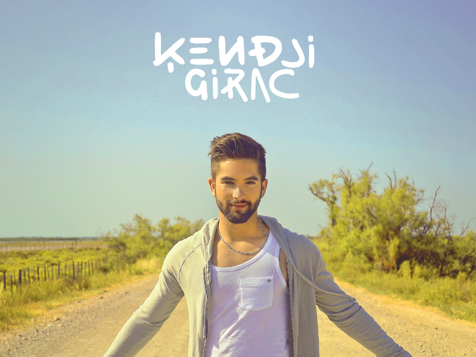 Kendji Girac en concert