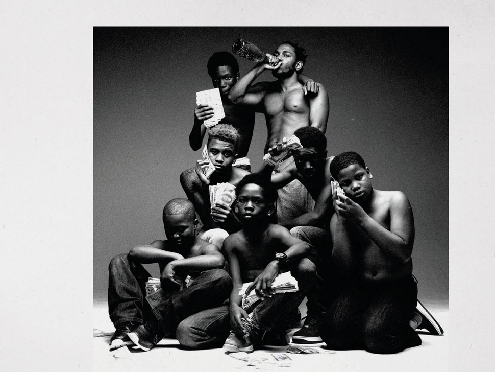 Kendrick Lamar en concert