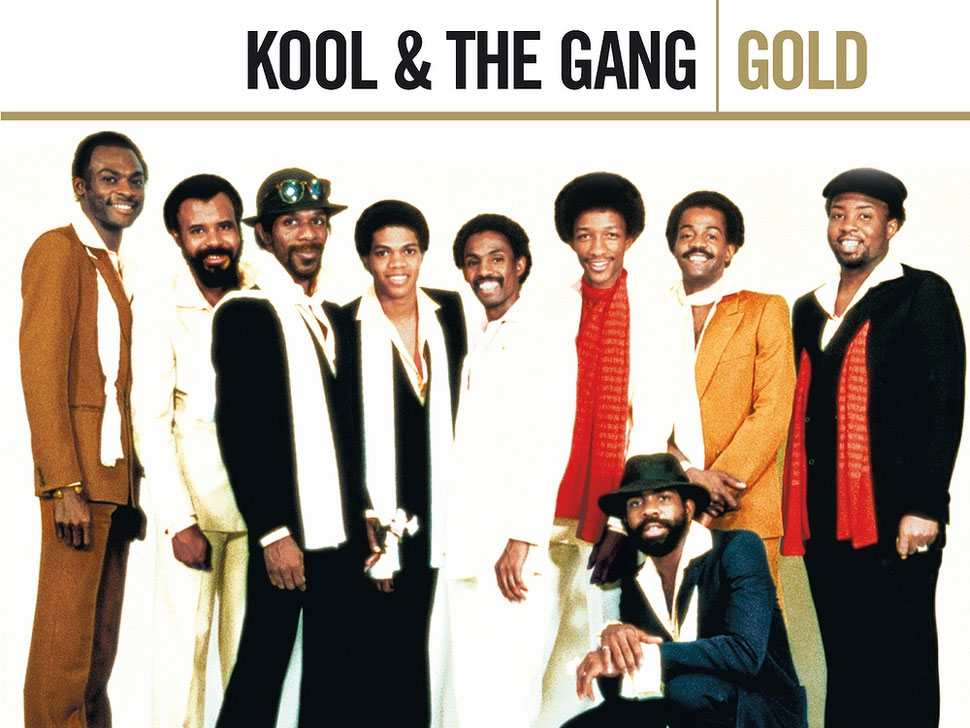 Kool & the Gang en concert