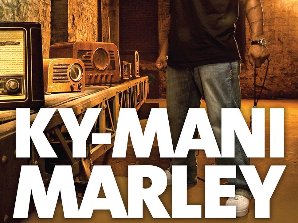 Ky Mani Marley en concert