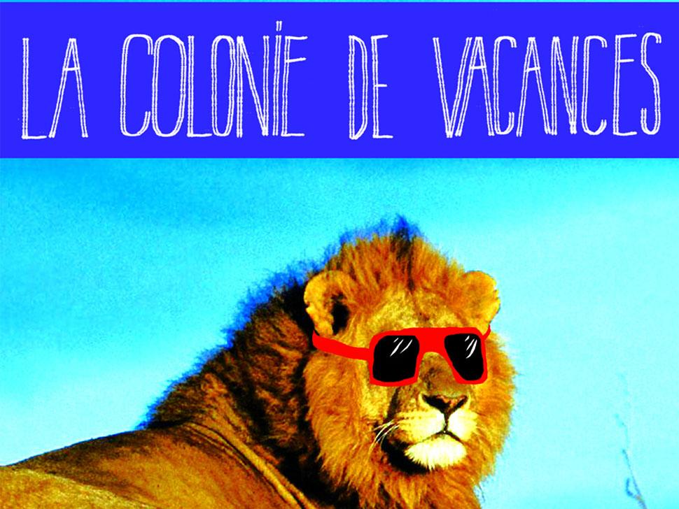 La Colonie de Vacances en concert