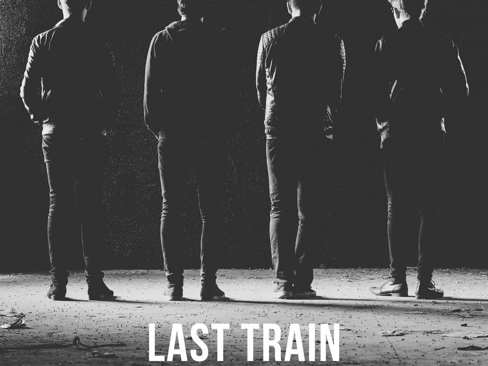 Last Train en concert