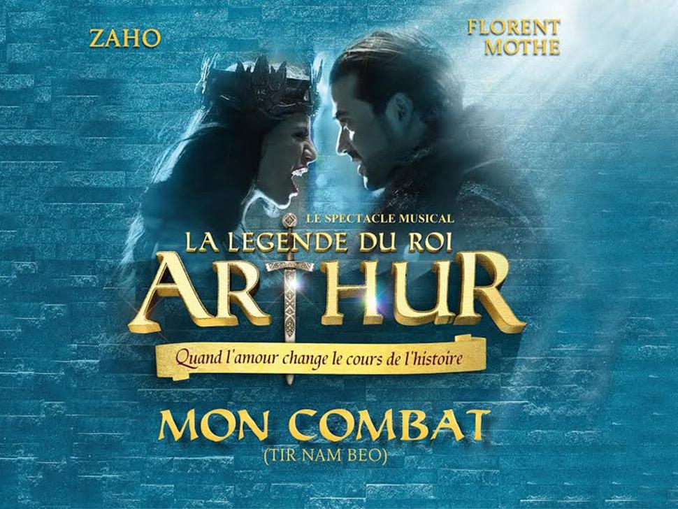 Légende du roi Arthur en concert